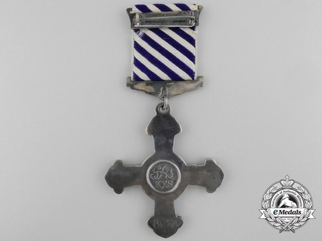 Silver Cross (1937-1948) (by Royal Mint) Reverse