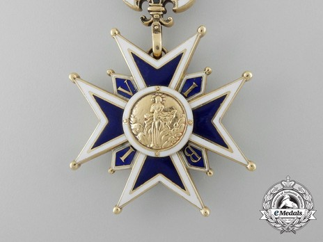 Military Order of St. George, Knight's Cross Reverse