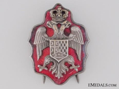 NCO Badge Obverse