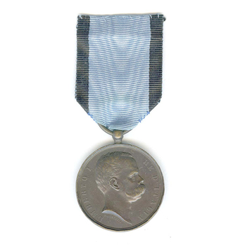 Medal of Merit for Public Health, in Bronze