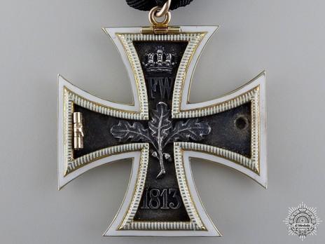 Model II, II Class (in gold)
