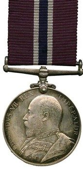 Silver Medal (1909-1911) Obverse