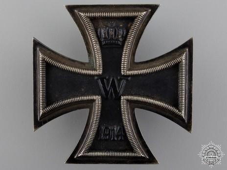 Model III, I Class Cross, by Schauerte & Höhfeld