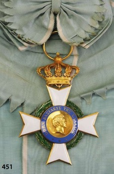 Order of the Redeemer, Type I, Grand Cross Reverse