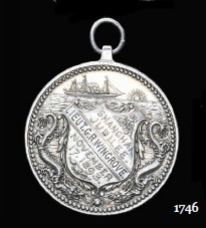 Shanghai+jubilee+medal+me102