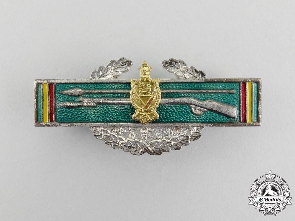 Combat+infantry+badge+for+service+in+the+korean+war+1951 1952+1