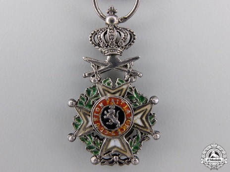 Miniature Knight (Military Division, 1832-1951) Obverse