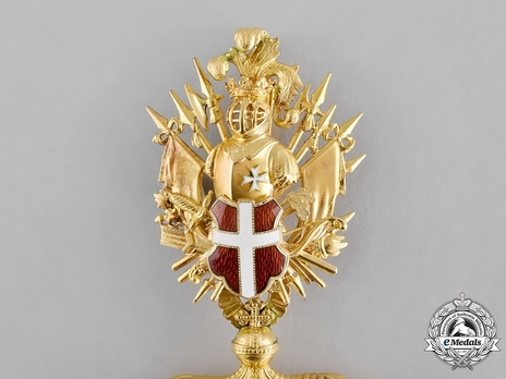 Professed Grand Cross (in gold) Obverse