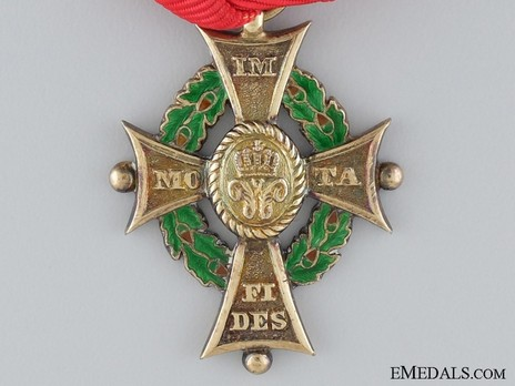 I Class Merit Cross (in silver gilt) Obverse