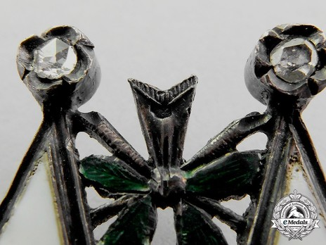Knight (Silver and Diamond) Details