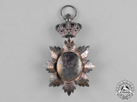 Royal Order of Cambodia, Knight Reverse