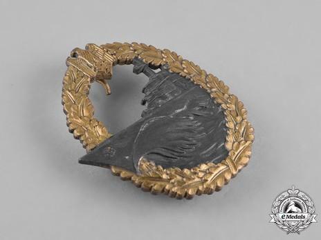 Destroyer War Badge, by J. Feix Obverse