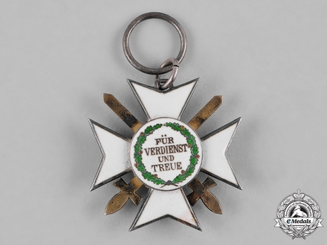 Order of Merit, Type II, Military Division, II Class Knight (with swords 1911, 1914-1918)