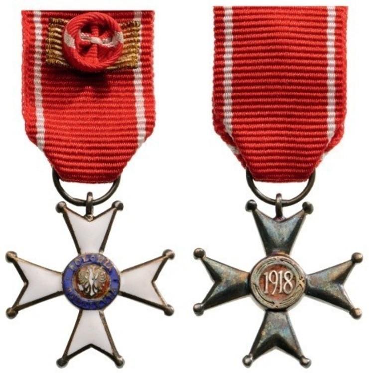 Miniature grand cross 1918