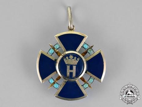 Cross of Honour Reverse