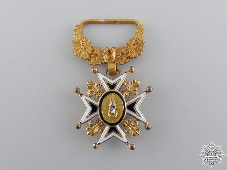 Grand Cross (Bronze gilt) Obverse