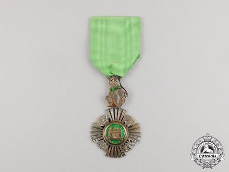 Royal Order of Sowathara, Knight Obverse