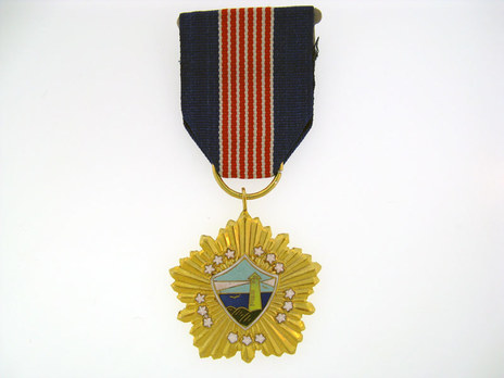 Naval Order of Brilliance Obverse