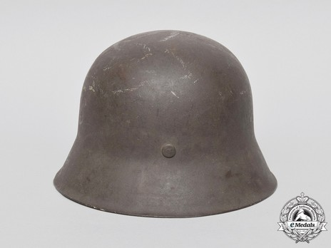 Kriegsmarine Steel Helmet M42 Reverse