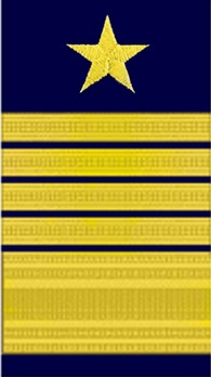 Kriegsmarine Großadmiral Sleeve Stripes Obverse