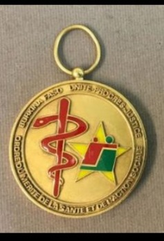 Order of Merit for Health and Social Action, Knight