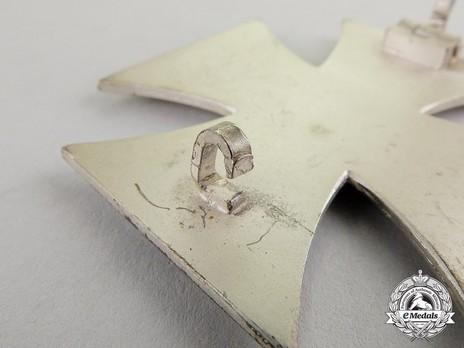Iron Cross I Class, by Wächtler & Lange (100) Detail