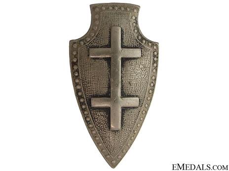 Interwar Regimental Badge (1925-1930) Obverse