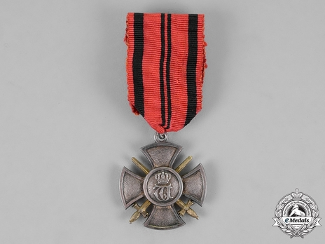 Military Division, Silver Cross (with swords 1915-1918)