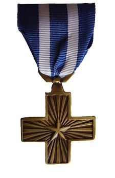 Bronze Cross Obverse