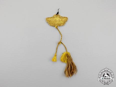 Order of Kim Khanh, I Class, I Grade (ca. 1900) Obverse