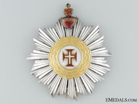 Grand Cross Breast Star (Gold by Frederico Da Costa) Obverse