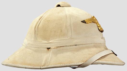 Kriegsmarine M1940 Standard Tropical Pith Helmet Right Side