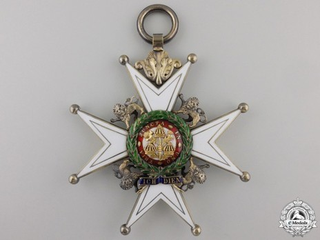Grand Cross (with Silver-gilt and Gold) Obverse