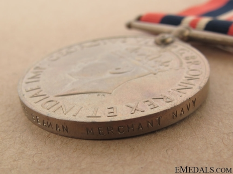 Silver Medal (with cupro-nickel, named) Rim