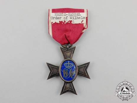 Member's Cross Reverse