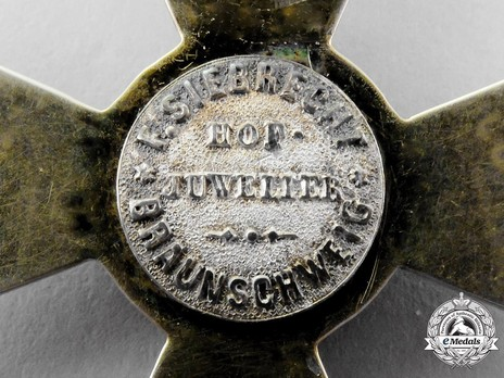 Officer Cross Reverse