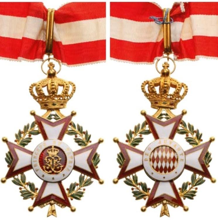 Commander louis aubert obverse and reverse1