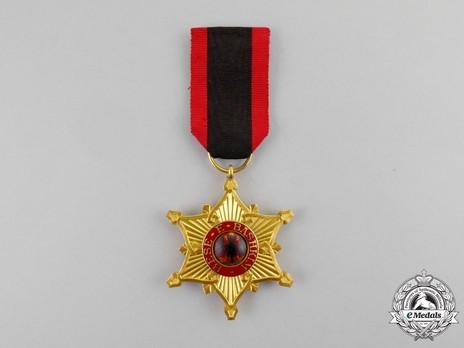 Order of the Black Eagle, Officer's Cross Obverse