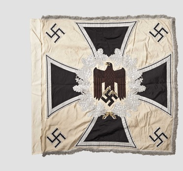 German Army General Army Unit Flag (Infantry Foot version) Obverse