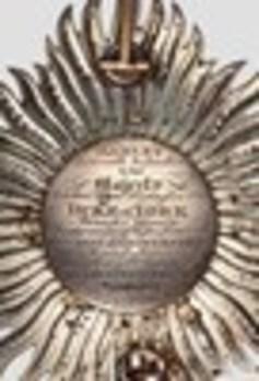 Grand Cross Breast Star (by Hamlet) Reverse