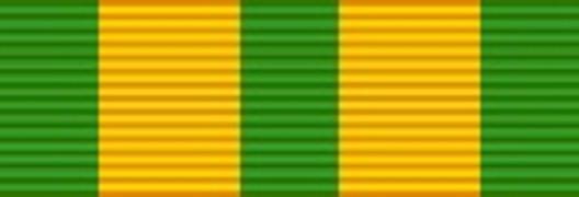 Gold Medal (1858-1890) Ribbon
