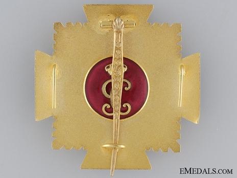 Gold Star Reverse