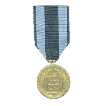Medal for Merit on the Field of Glory, I Class (1944-1992)