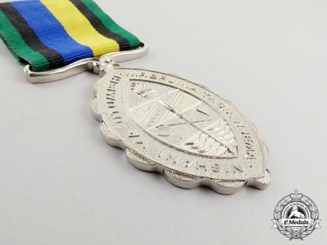 Long Service and Good Conduct Medal Obverse