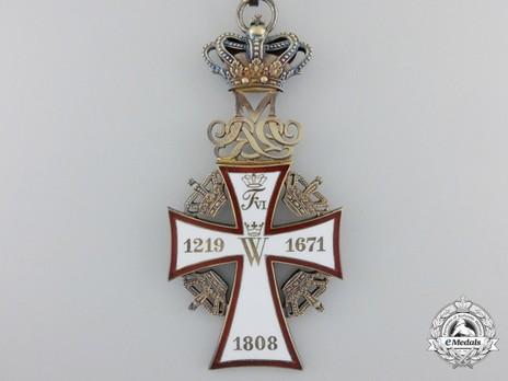 II Class Commander (Margrethe II 1861) Reverse