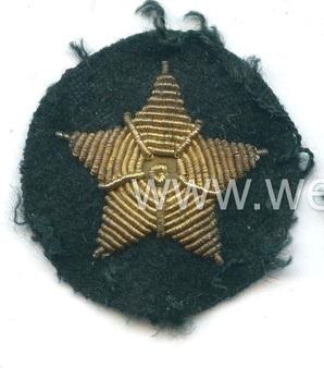 Kriegsmarine Line Officer Insignia Obverse