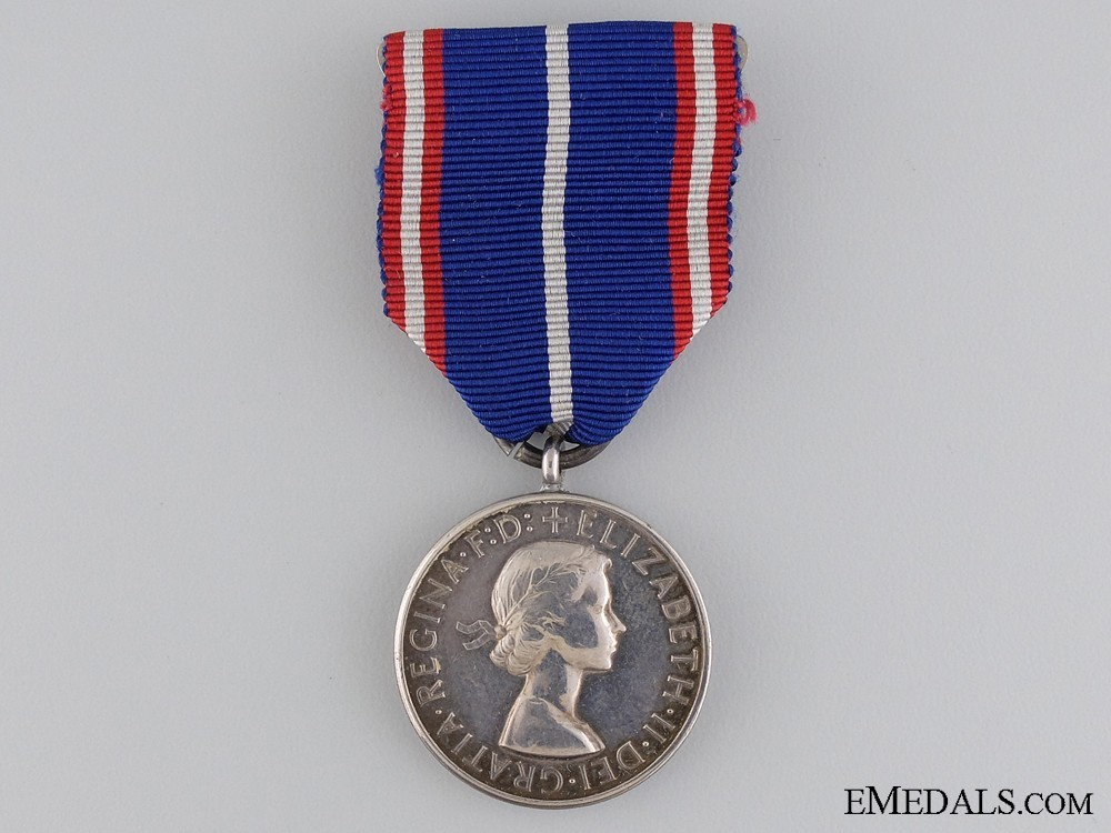 Silver medal for foreigners 1952 obverse