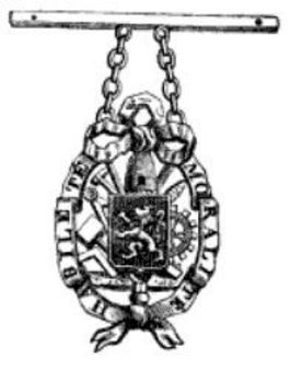 Labour Decoration, Type I, in Silver Obverse