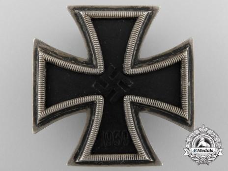 Iron Cross I Class, by Deschler (1) Obverse