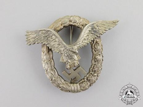 Pilot Badge, by Jmme Obverse